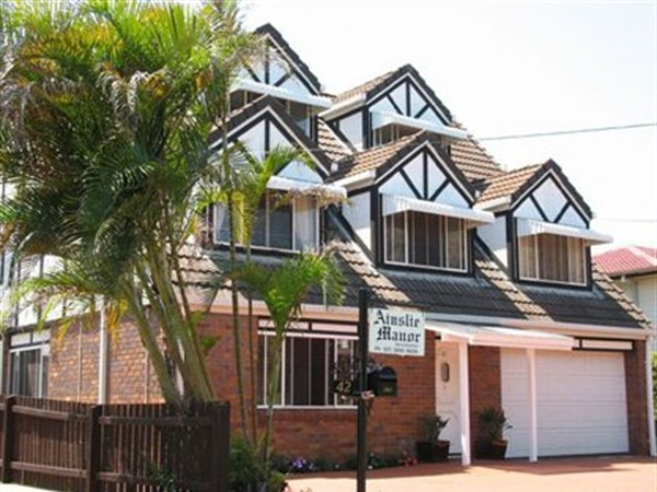 Ainslie Manor BandB - Accommodation Georgetown