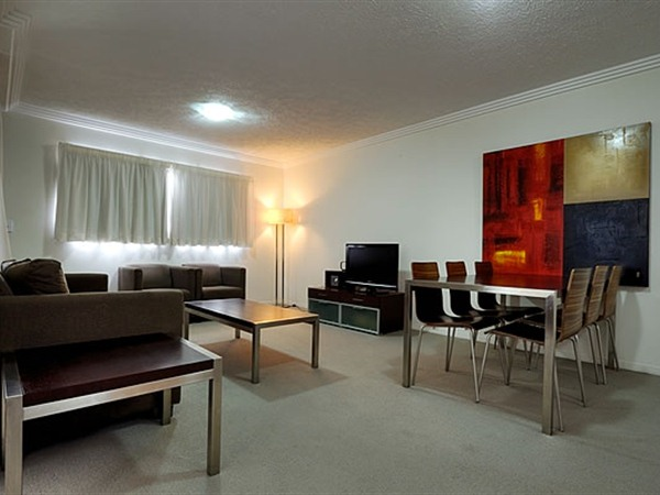 Gabba Central Apartments - Accommodation Georgetown