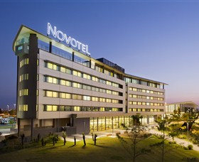 Novotel Brisbane Airport - Accommodation Georgetown