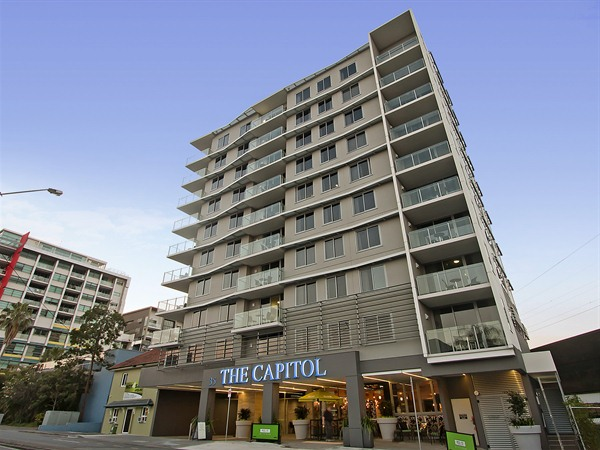 The Capitol Apartments - Accommodation Georgetown