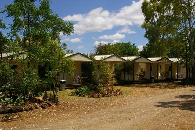 Bedrock Village Caravan Park - Accommodation Georgetown