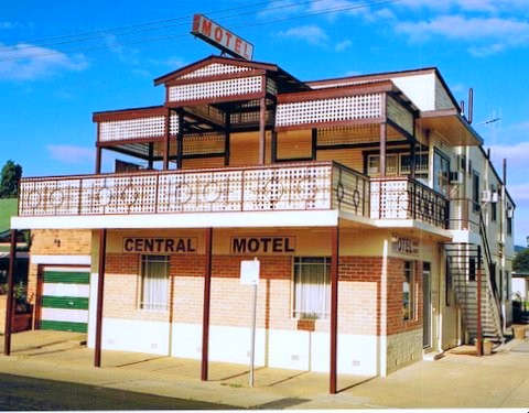 Central Motel - Accommodation Georgetown