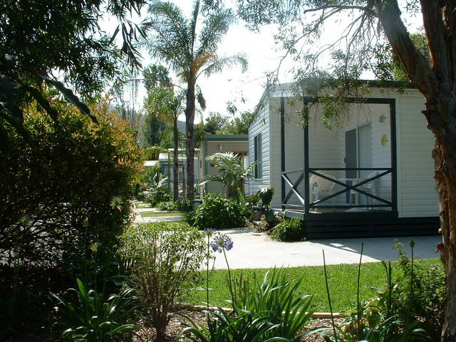 Coastal Palms Holiday Park - Accommodation Georgetown