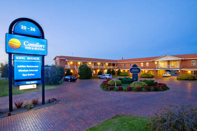 Comfort Inn  Suites King Avenue - Accommodation Georgetown