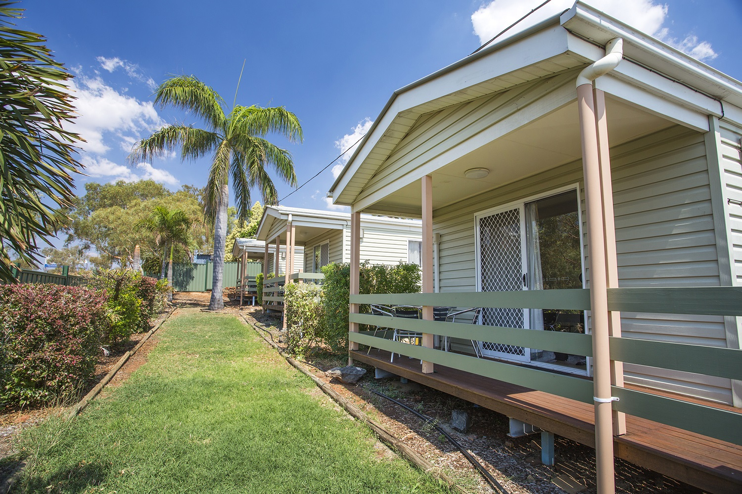 Discovery Parks - Argylla Mount Isa - Accommodation Georgetown