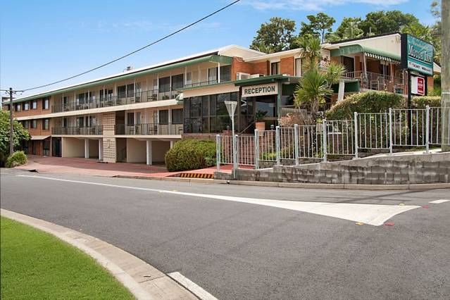 Econo Lodge Murwillumbah - Accommodation Georgetown