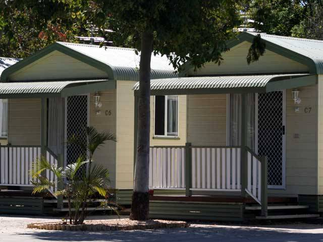 Emerald Cabin  Caravan Village - Accommodation Georgetown
