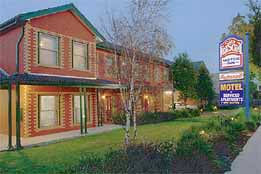 Footscray Motor Inn  Serviced Apartments - Accommodation Georgetown