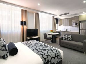 Meriton Serviced Apartments - North Ryde - Accommodation Georgetown