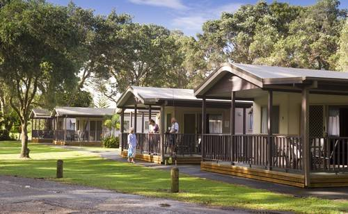 North Coast Holiday Parks Beachfront - Accommodation Georgetown
