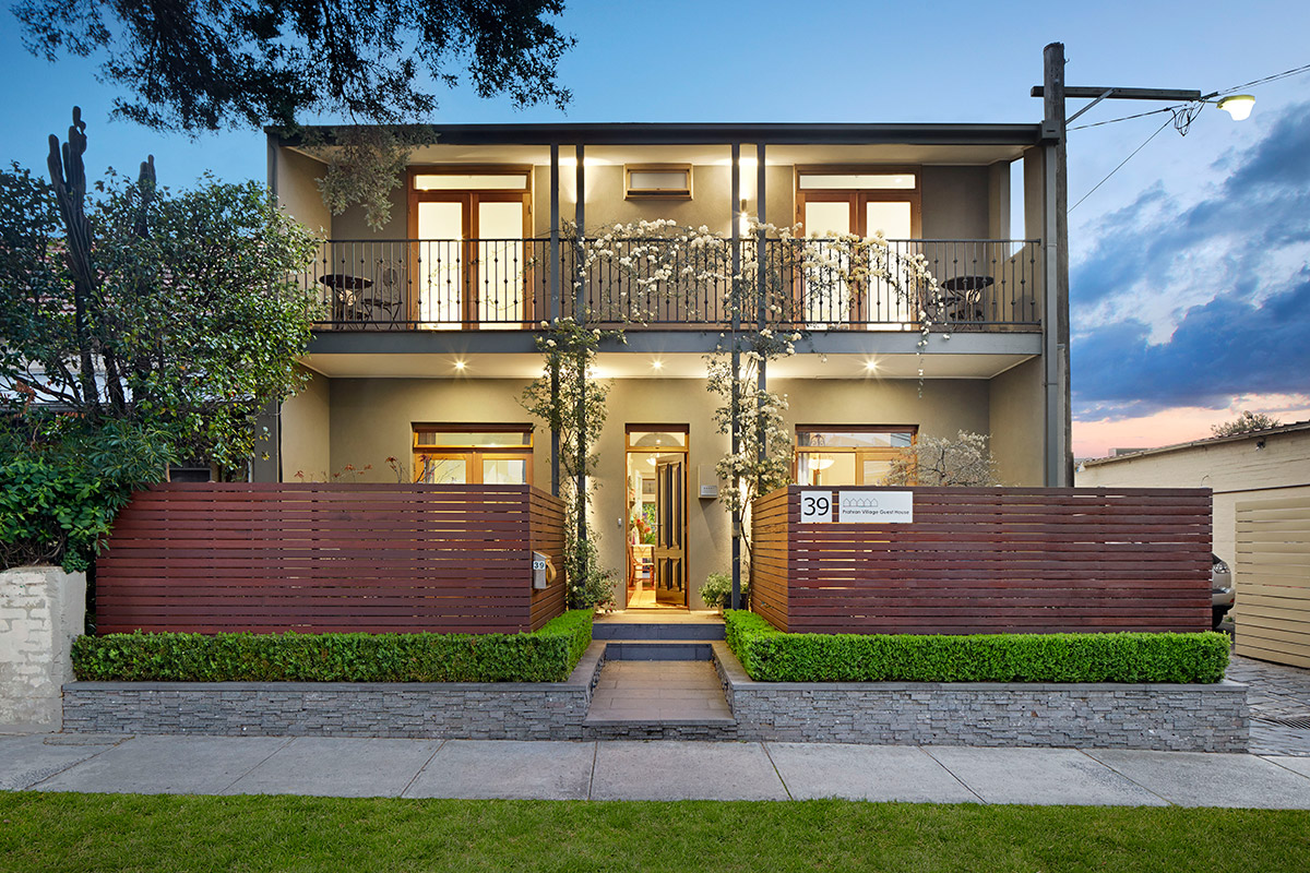 Prahran Village Guest House - Accommodation Georgetown