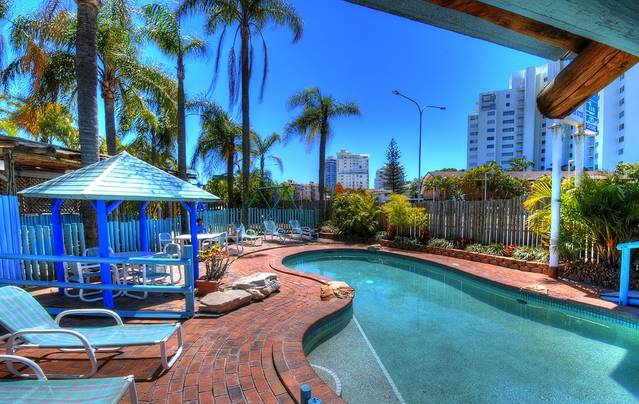 Southport Tourist Park - Accommodation Georgetown