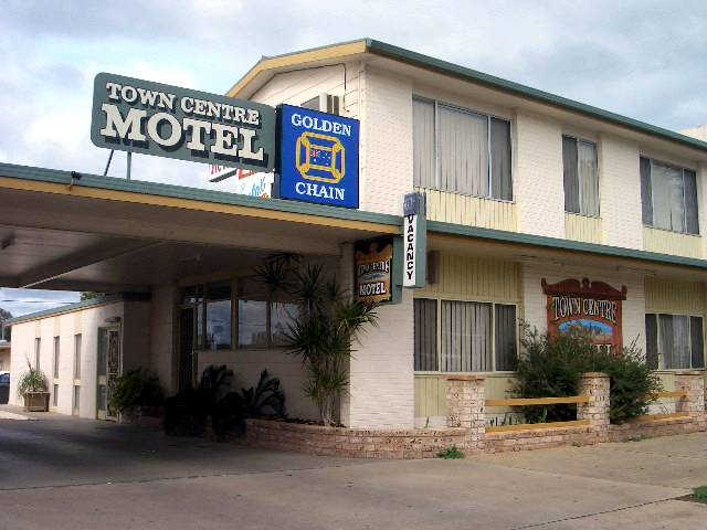 Town Centre Motel - Accommodation Georgetown