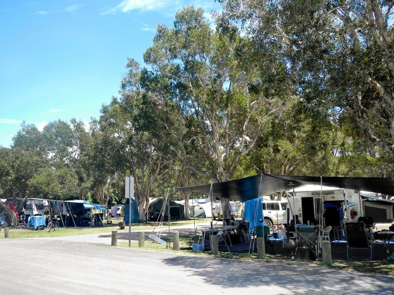 Diamond Head campground - Accommodation Georgetown
