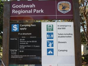 Goolawah National and Regional Parks - Accommodation Georgetown