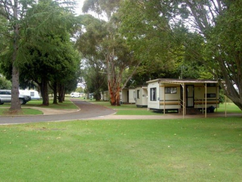 Glen Rest Tourist Park - Accommodation Georgetown