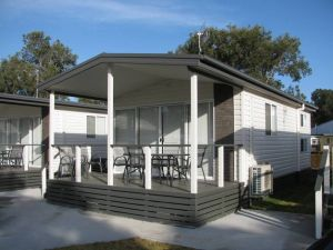 Lakeview Tourist Park - Accommodation Georgetown