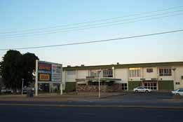 Barkly Hotel Motel - Accommodation Georgetown