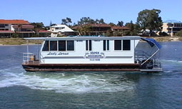 Dolphin Houseboat Holidays - Accommodation Georgetown