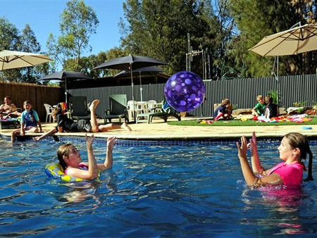 Kingston On Murray Caravan Park - Accommodation Georgetown