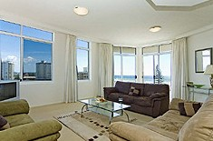 Kirra Beach Luxury Holiday Apartments - Accommodation Georgetown