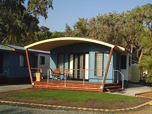 Island View Caravan Park - Accommodation Georgetown