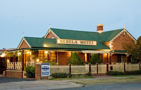 Nebula Motel - Accommodation Georgetown