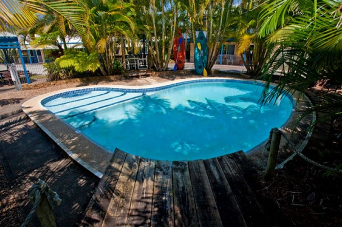 Tin Can Bay Motel - Accommodation Georgetown