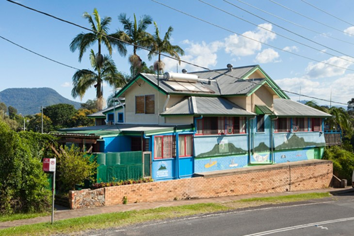 Murwillumbah YHA - Mt Warning - Accommodation Georgetown