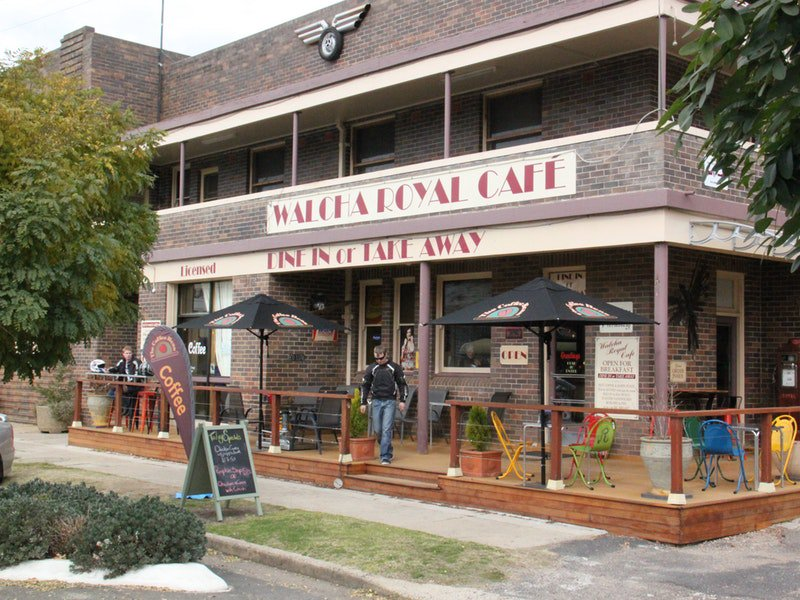 Walcha Royal Cafe and Boutique Accommodation - Accommodation Georgetown