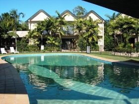 Hinchinbrook Marine Cove Resort Lucinda - Accommodation Georgetown