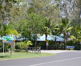 Boyne Island Caravan Park - Accommodation Georgetown