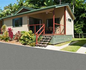 BIG4 Cairns Crystal Cascades Holiday Park - Accommodation Georgetown
