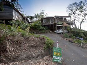 Tamborine Mountain Bed and Breakfast - Accommodation Georgetown