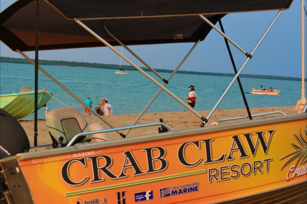 Crab Claw Island Resort - Accommodation Georgetown