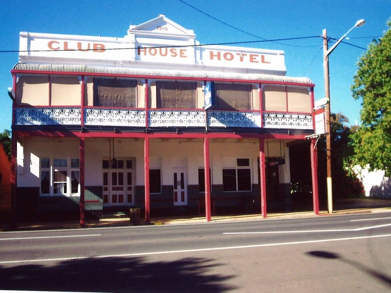 Club House Hotel - Accommodation Georgetown