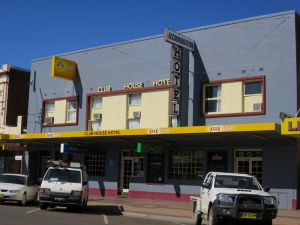 Club House Hotel Gunnedah - Accommodation Georgetown