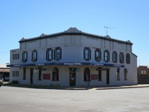 Imperial Hotel Gunnedah - Accommodation Georgetown
