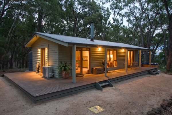 Mirkwood Forest Self-Contained Spa Cottages - Accommodation Georgetown