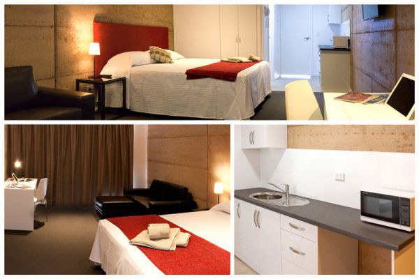Crossroads Ecomotel - Accommodation Georgetown