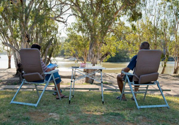 Loxton Riverfront Holiday Park - Accommodation Georgetown
