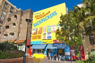 Jolly Swagman Backpackers Sydney Hostel - Accommodation Georgetown