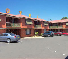 Poets Recall Motel - Accommodation Georgetown