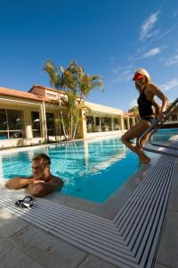 Noosa Springs Golf and Spa Resort - Accommodation Georgetown