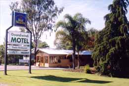 Goondiwindi Motel - Accommodation Georgetown