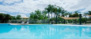 Berri Riverside Holiday Park - Accommodation Georgetown