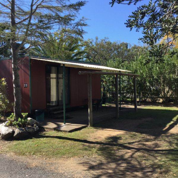 Homestead Caravan Park - Accommodation Georgetown