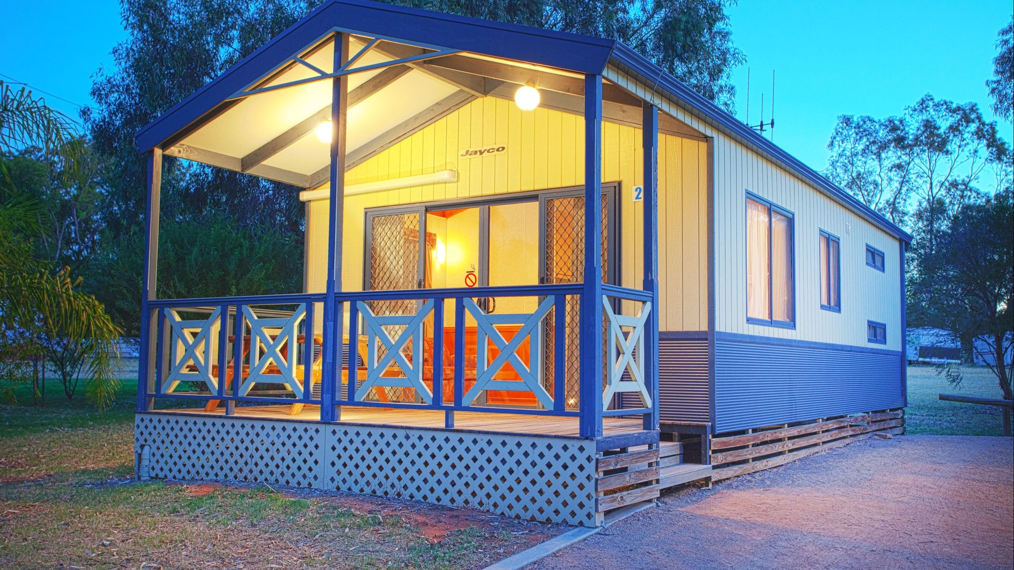 Discovery Parks - Lake Bonney - Accommodation Georgetown