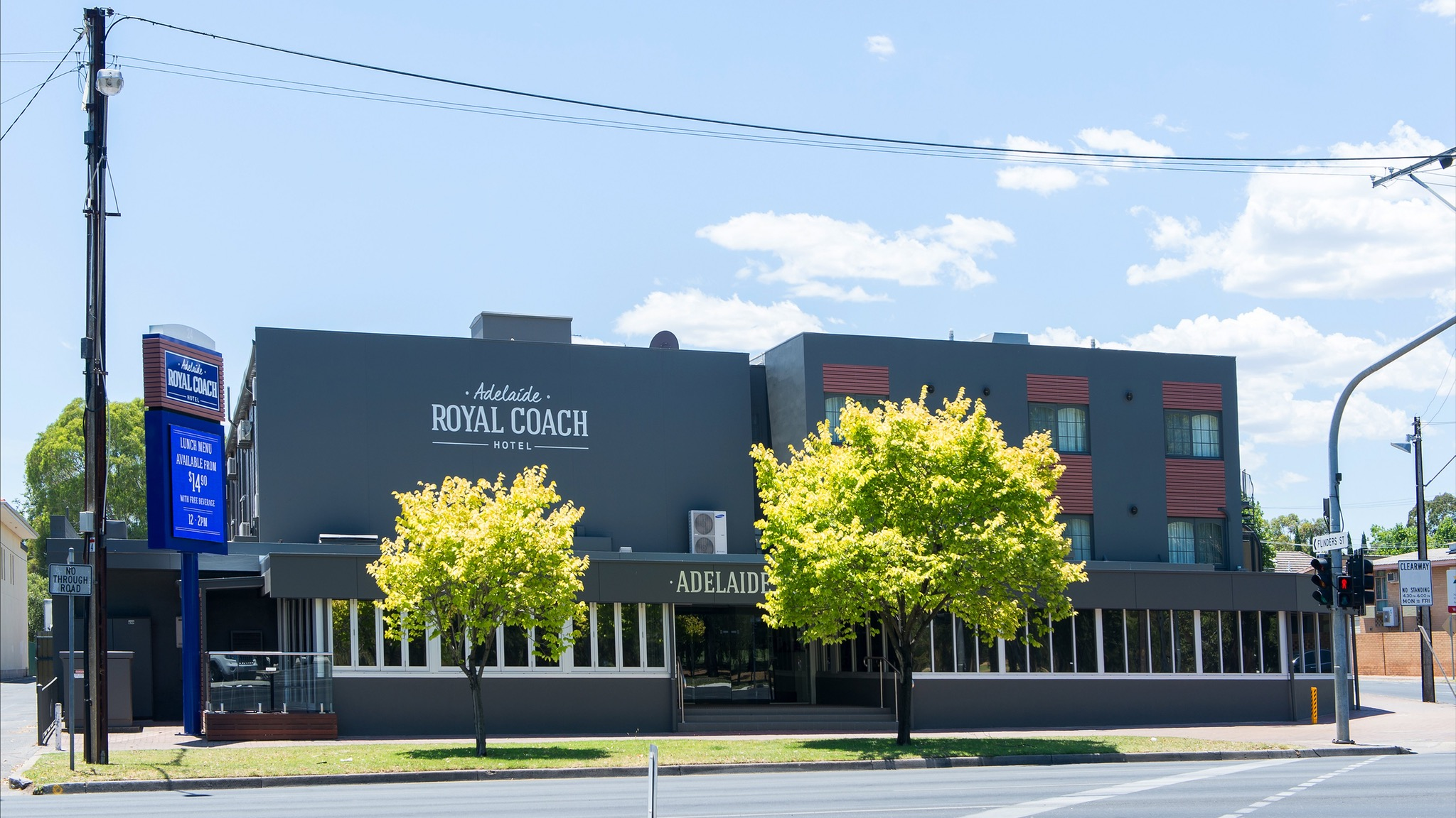 Adelaide Royal Coach - Accommodation Georgetown