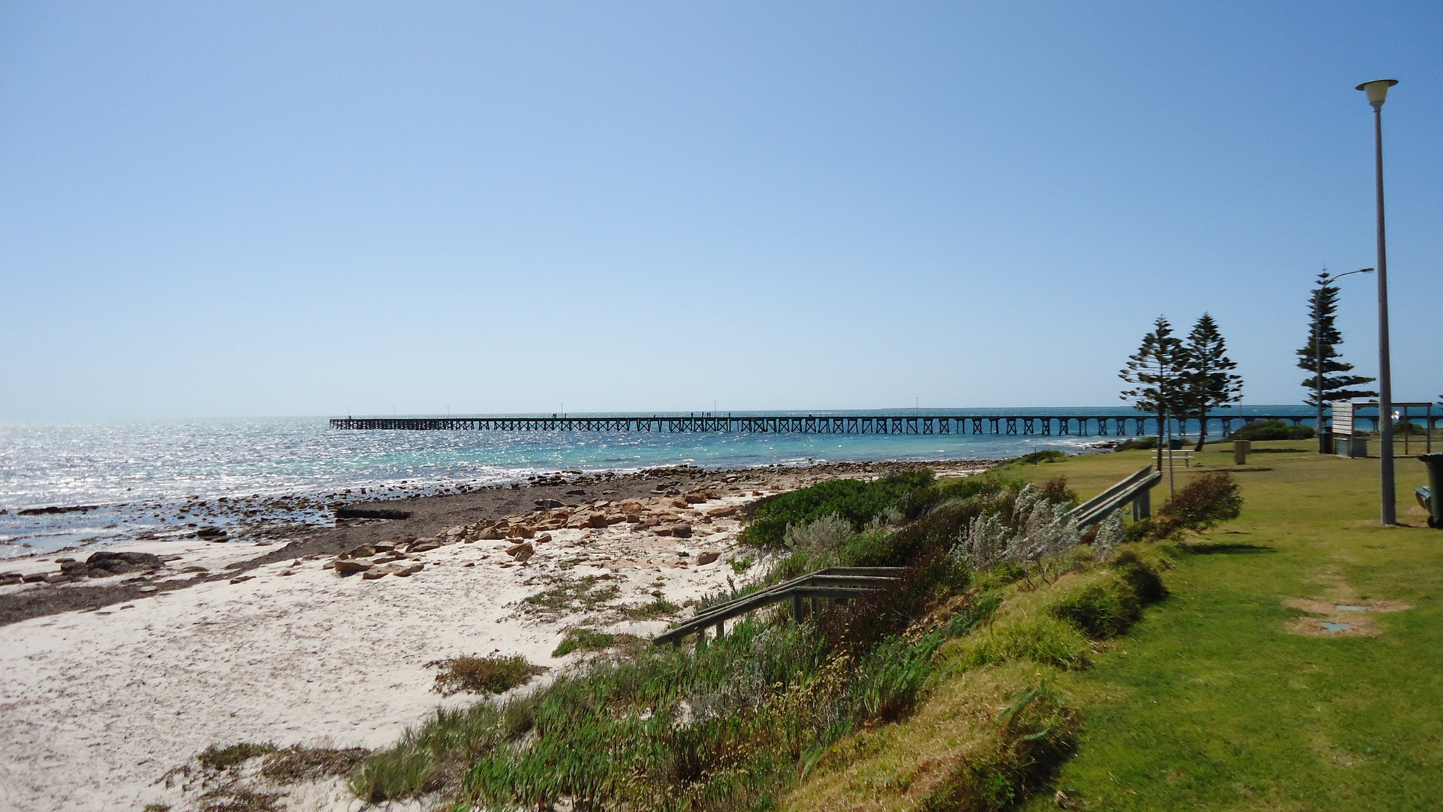 Port Hughes Tourist Park - Accommodation Georgetown